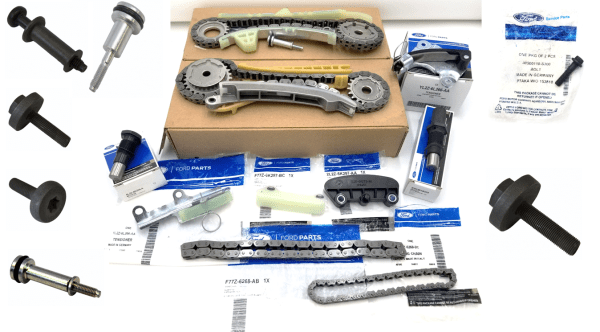 Brand New OEM Timing Chain 4.0L, 19 Pieces Engine Repair Kit (OG-60-4.0L-19-1)
