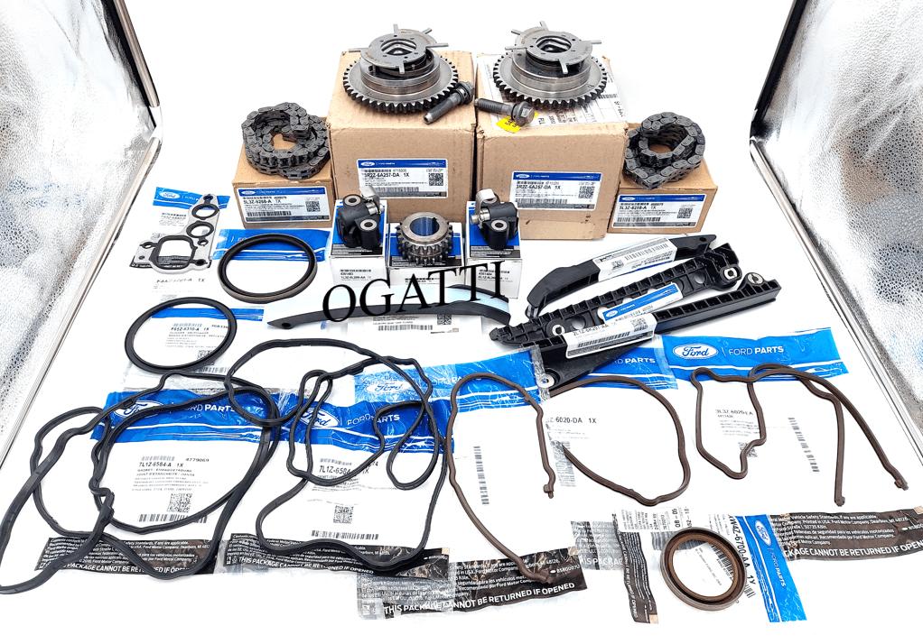 Brand New OEM Timing Chain 5.4L V8, 20 Pieces Engine Repair Kit (OG-60-5.4L-20-2)