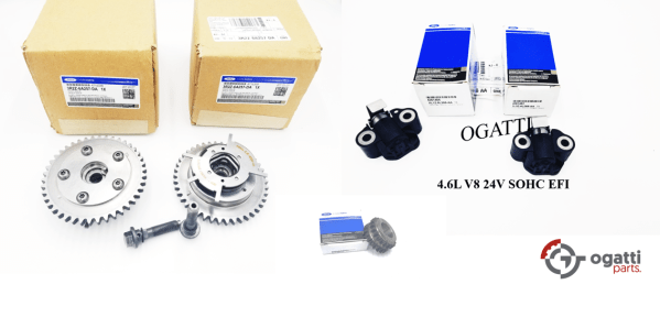 Brand New OEM Timing Chain 4.6L, 5 Pieces Engine Repair Kit (OG-60-4.6L-5-2)