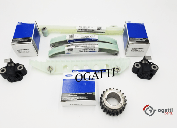 Brand New OEM Timing Chain 4.6L, 7 Pieces Engine Repair Kit (OG-60-4.6L-7-2)