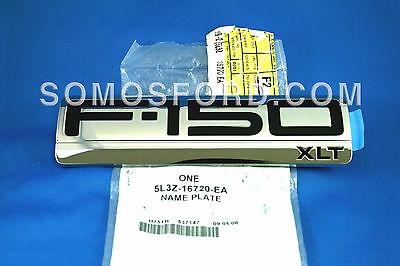 Brand New OEM NAME PLATE 5L3Z-16720-EA |16720|