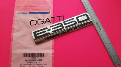 Brand New OEM NAME PLATE 9C2Z-1542528-DA |1542528|
