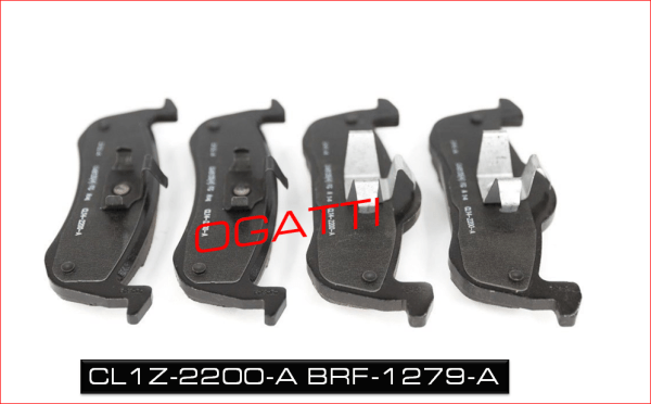 Brand New OEM KIT – BRAKE LINING CL1Z-2200-A |2200|