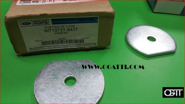 Brand New OEM WASHER – FLAT W710737-S437 |W710737|