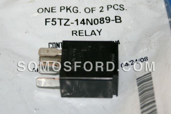 Brand New OEM RELAY F5TZ-14N089-B |14N089|