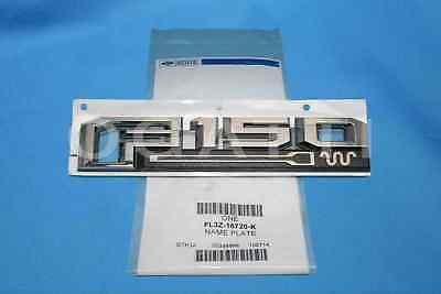 Brand New OEM NAME PLATE FL3Z-16720-K |16720|