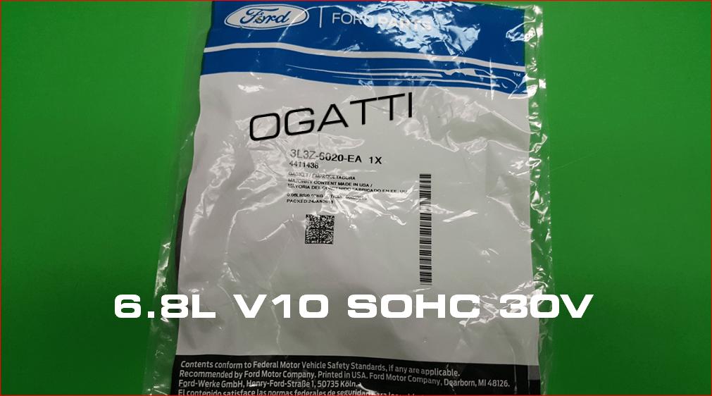 Brand New OEM GASKET 3L3Z-6020-EA |6020|