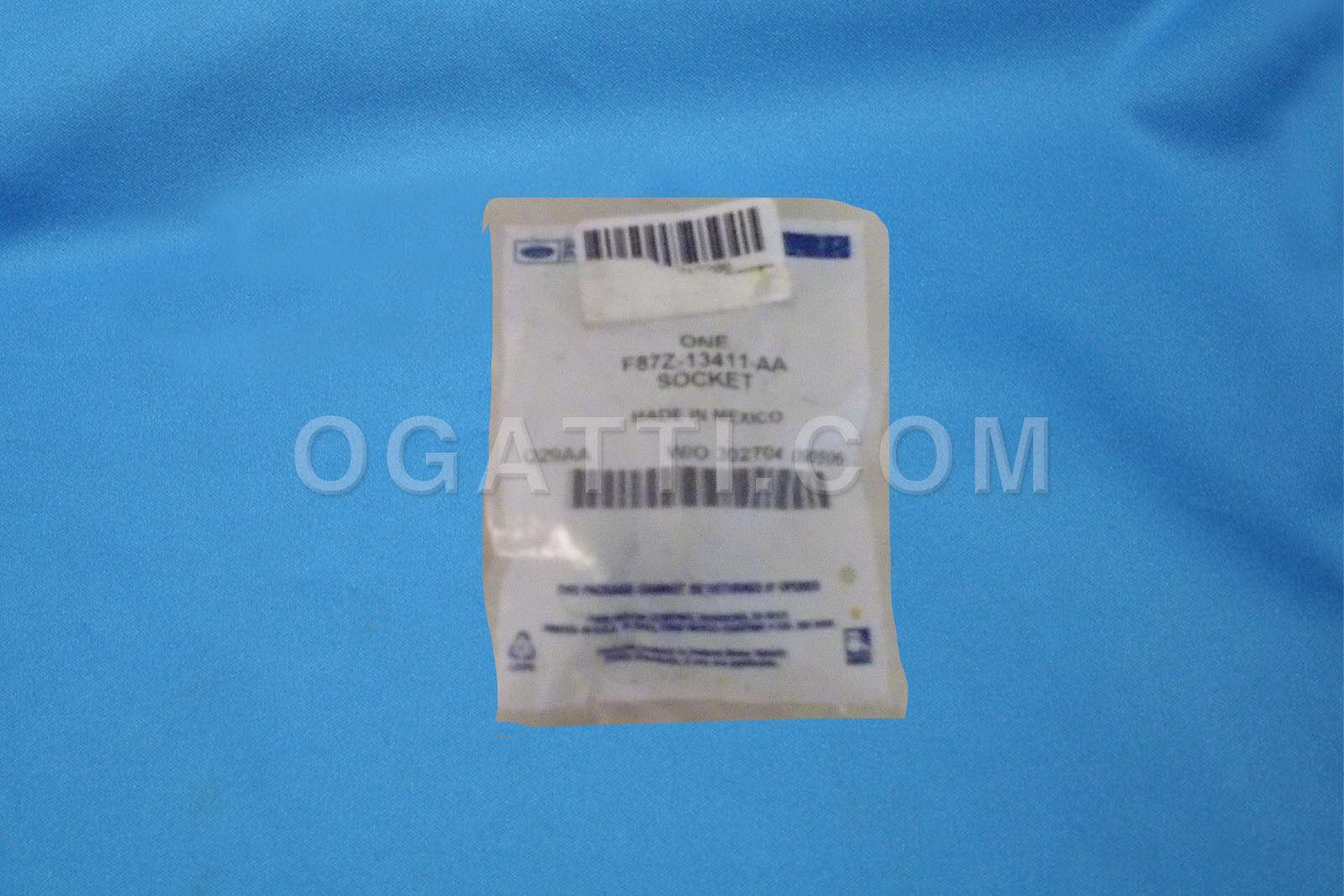 Brand New OEM SOCKET ASY F87Z-13411-AA |13411|