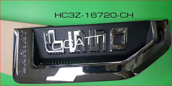 Brand New OEM NAME PLATE HC3Z-16720-CH |16720|