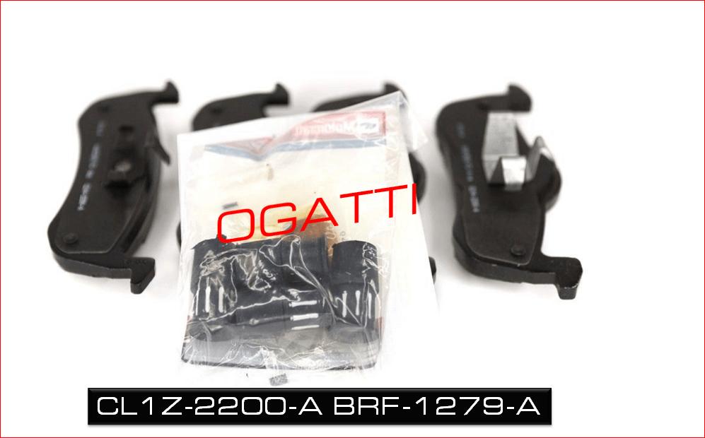 Brand New OEM KIT – BRAKE LINING CL1Z-2200-A |2200|