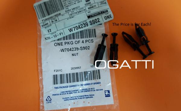 Brand New OEM NUT – EXPANSION W704239-S902 |W704239|