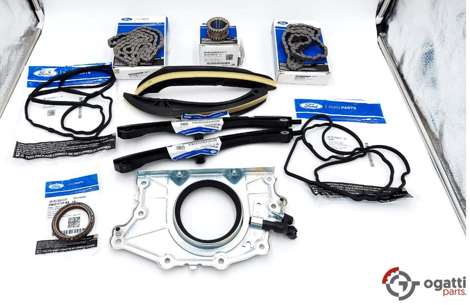 Brand New OEM Timing Chain Kit 3.5L DOHC TURBO, 11 Pieces, Engine Repair Kit (OG-60-3.5LT-11-2)