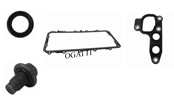 Brand New OEM Timing Chain 5.4L V8, 4 Pieces Engine Repair Kit (OG-60-5.4L-4-4)