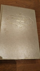 日記の写真