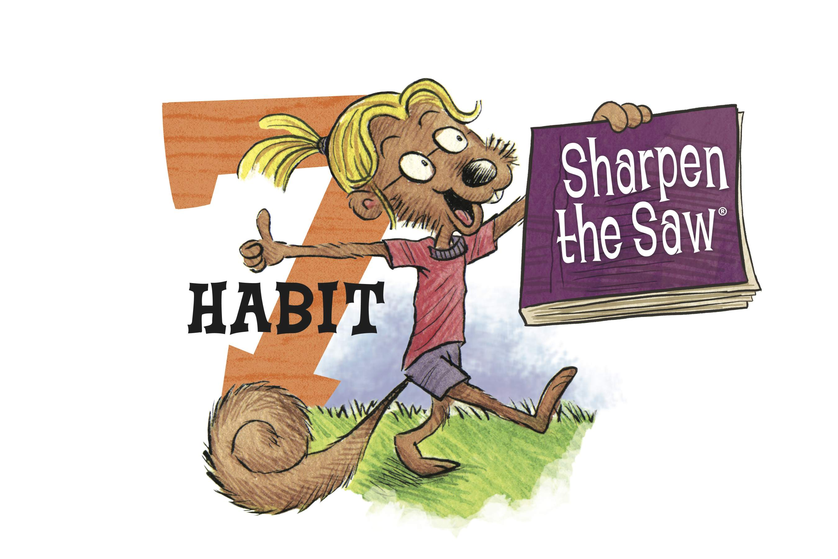 The Seven Habits Habit 7 Sharpen The Saw Ogden