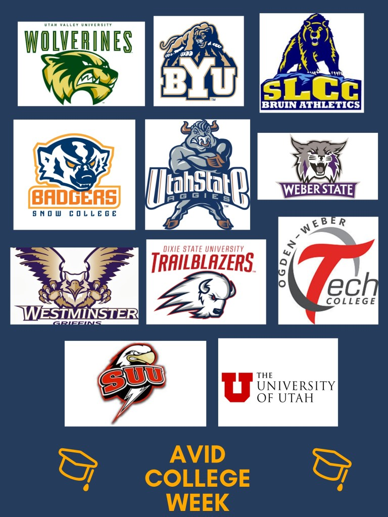 Utah Colleges Collage