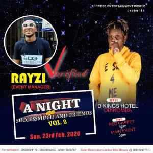 A night with Successmuch and Friends Vol. 2