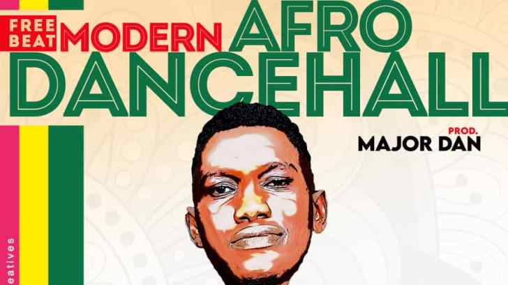 Major Dan - Afro Dancehall Freebeat