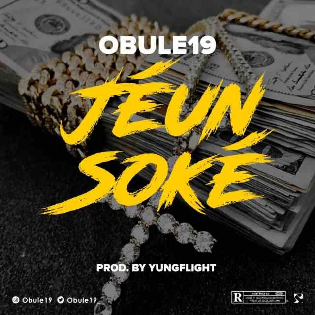 Obule19 - Jeun Soke