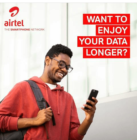 Airtel cheap data