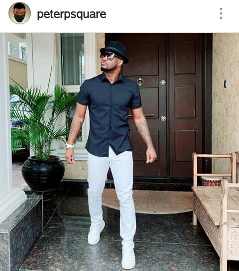 5 TRACKS FROM PETER OKOYE AKA MR.P'S UNRELEASED ALBUM YOU WOULD SO LOVE!