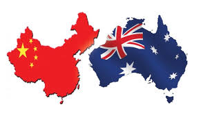 "CHINA TO AUSTRALIA ""TAKE THE BLAME FOR THE terrible condition OF…"""