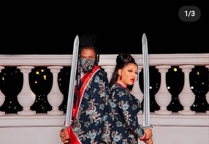 (+Meaning) The Artiste and His Muse! Here is why there is so much Fuss about Toyin Lawani and Segun's Wedding!