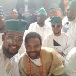 more photos from the traditional wedding of actor gabriel afolayan 31