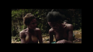 ACTRESSES GO NAKED IN NEW MOVIE