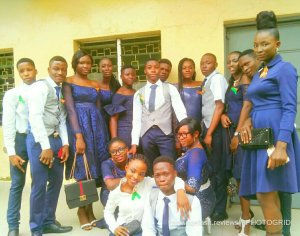 (+PICTURES) FUTURE LEADERS EMERGE AS 'HIS GLORY SCHOOLS' MARK 8TH GRADUATION CEREMONY