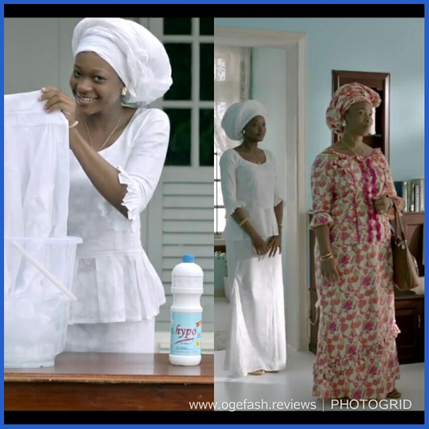 """ADVERT REVIEW: ONE OF HYPO'S ADVERT """"THIS MOTHER-IN-LAW'S HEAD TIE, ODI SERIOUS!"""""""