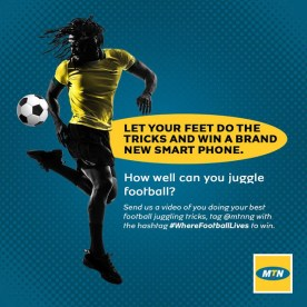 MTN Giveaway