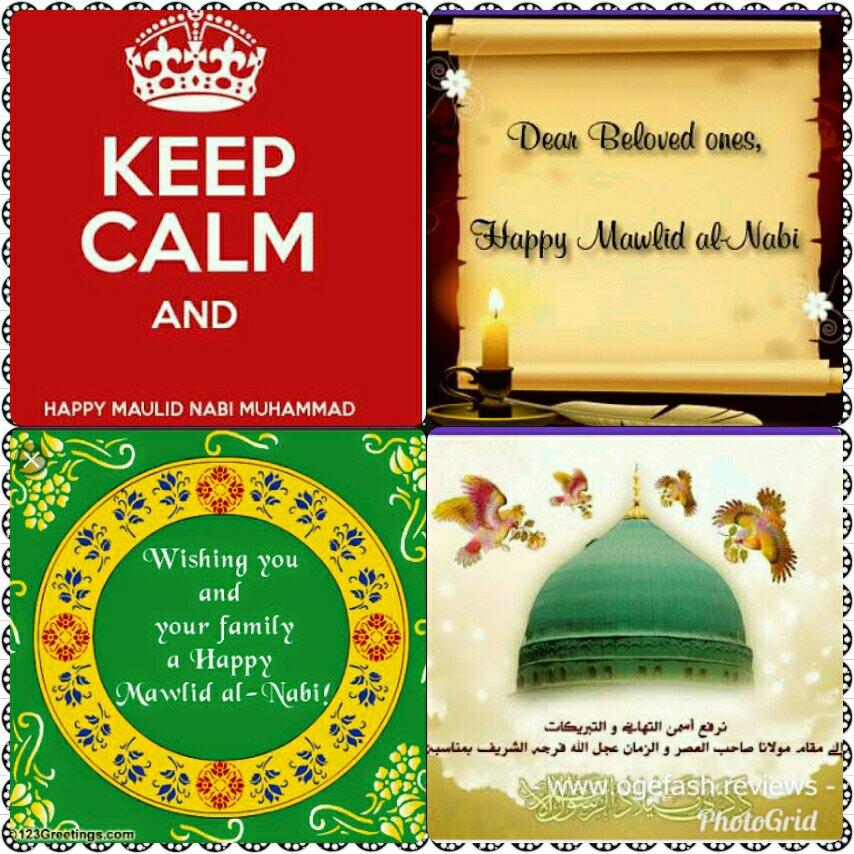 HAPPY MAWLID AL NABI!