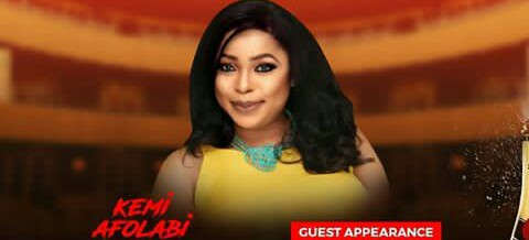 NOLLYWOOD ACTOR~KEMI AFOLABI TAKES A SWIPE AT THOSE BUYING #IG FOLLOWERS