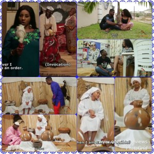 """MOVIE REVIEW: OMO IYA OSUN """"PUTTING THE CART BEFORE THE HORSE!"""""""