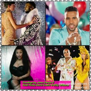 """(+LYRICS+TRANSLATION) MUSIC REVIEW: GOOD BYE BY JASON DERULO FT NICKI MINAJ AND WILLY WILLIAM """"OVER SAMPLED SONG OF…"""""""