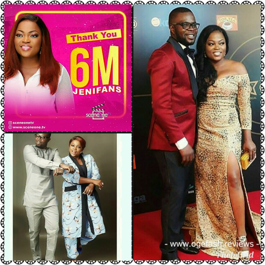 CELEBRITY COUPLE~ FUNKE AKINDELE BELLO AKA #JENIFA AND ABDUL BELLO AKA #JJC SKILLS WELCOME TWINS AFTER…