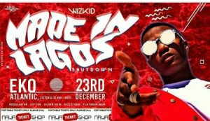 WIZKID MADE IN LAGOS CONCERT!