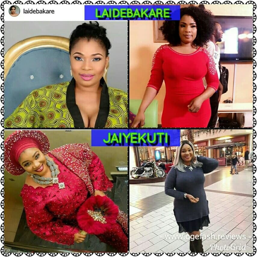 IS LAIDE BAKARE THESAME PERSON AS JAIYE KUTI BECAUSE…