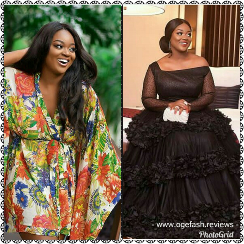"(+BIOGRAPHY) ""OGEFASH"" BLOG 'JANUARY' CELEBRITY FOCUS IS JACKIE APPIAH ""A GREAT FORCE TO RECKON WITH!"""