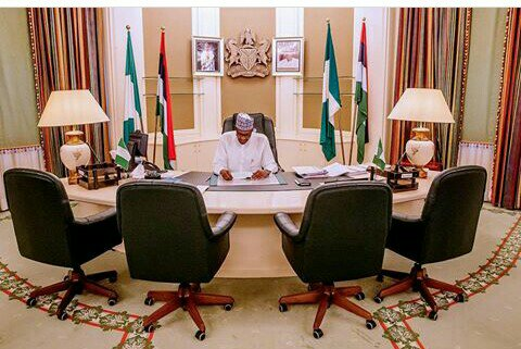 NIGERIANS REACT TO PRESIDENT BUHARI'S POST ABOUT WORK…