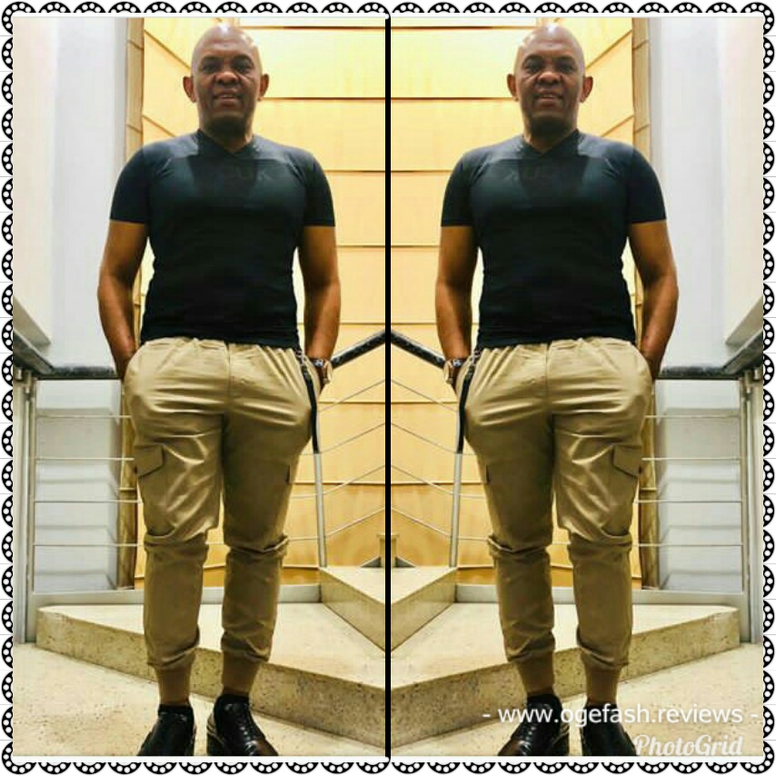 """(+BIOGRAPHY) """"TONY ELUMELU"""" OGEFASH BLOG CELEBRITY FOCUS FOR THE MONTH OF MARCH """"A FORCE TO RECKON WITH!"""""""