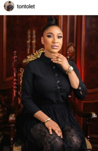 Read more about the article HOW TONTO DIKE SHARED HER GLORY!