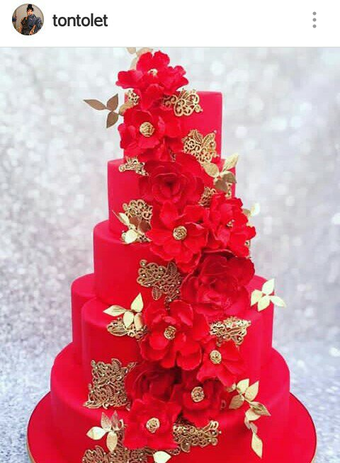 HURRY! WHERE U BORN JUNE 29TH? TONTO DIKE IS GIVING OUT THIS MASSIVE CAKE AND MORE!