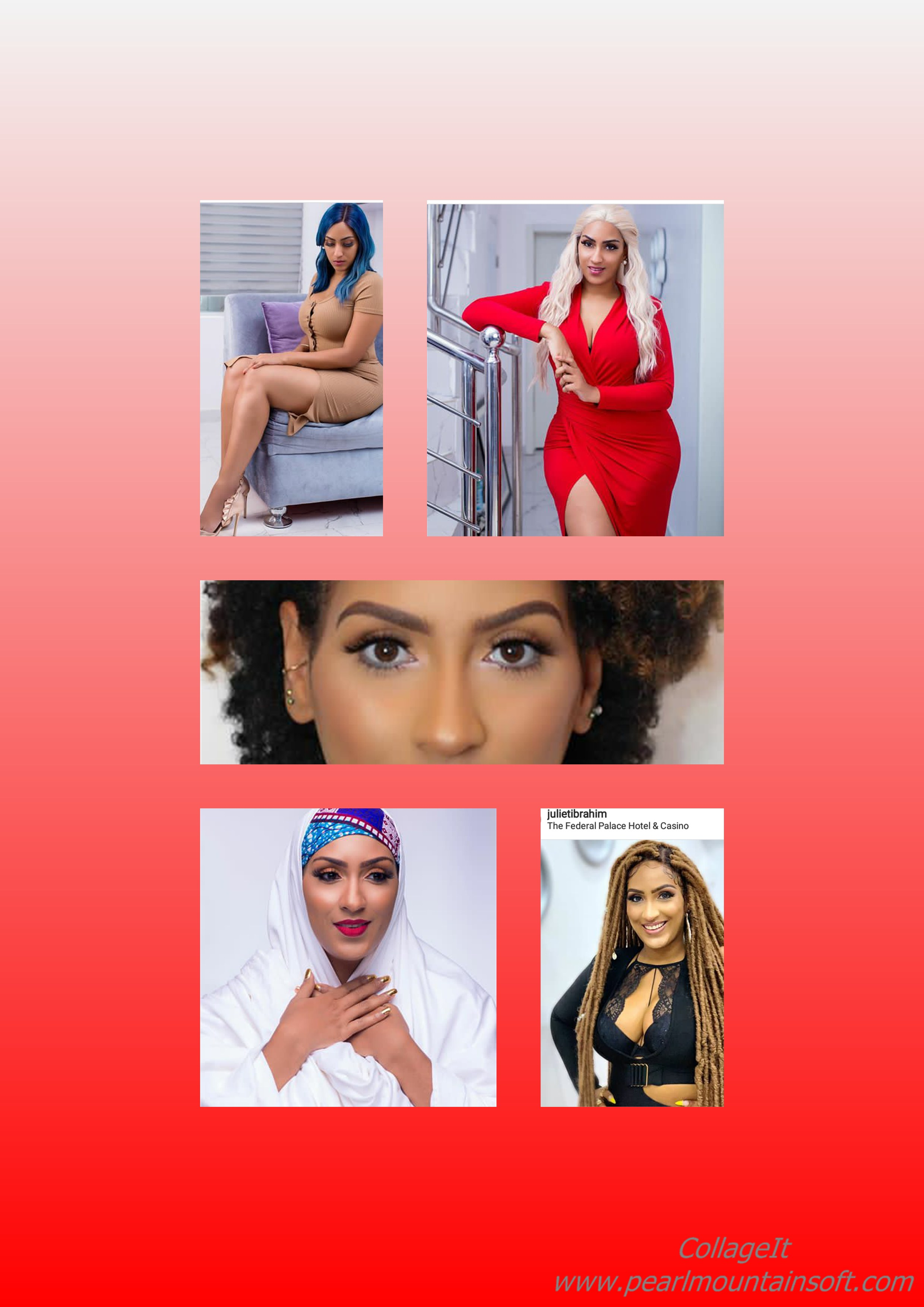 JULIET IBRAHIM'S PICTURE CRAZE FOR THE WEEK: Blazing, Sexy, Weird, Modest or Something else?