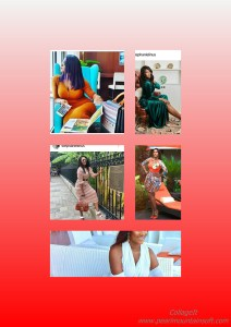STEPHANIE OKEREKE'S PICTURE CRAZE FOR THE WEEK: Blazing, Sexy, Weird, Modest or Something else?