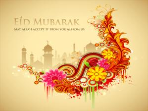HAPPY EID-EL-FITR!