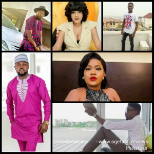TOYIN ABRAHAM IS WORTH HER WEIGHT IN GOLD; NO MAN SHOULD EVER LET HER KIND GO!