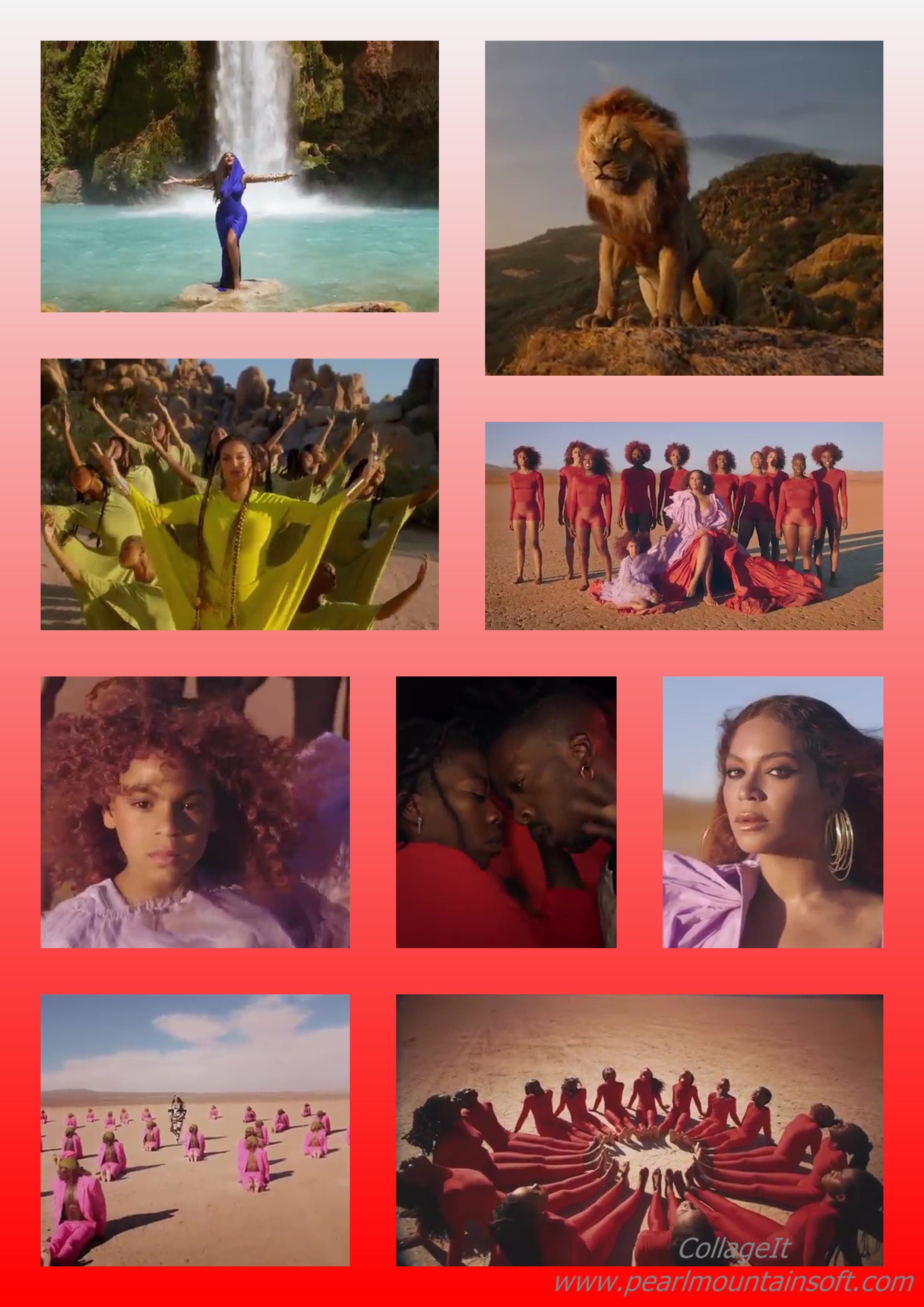 "(+LYRICS+TRANSLATION+MEANING) MUSIC REVIEW: SPIRIT BY BEYONCE ""INTERESTING VISUAL!"""
