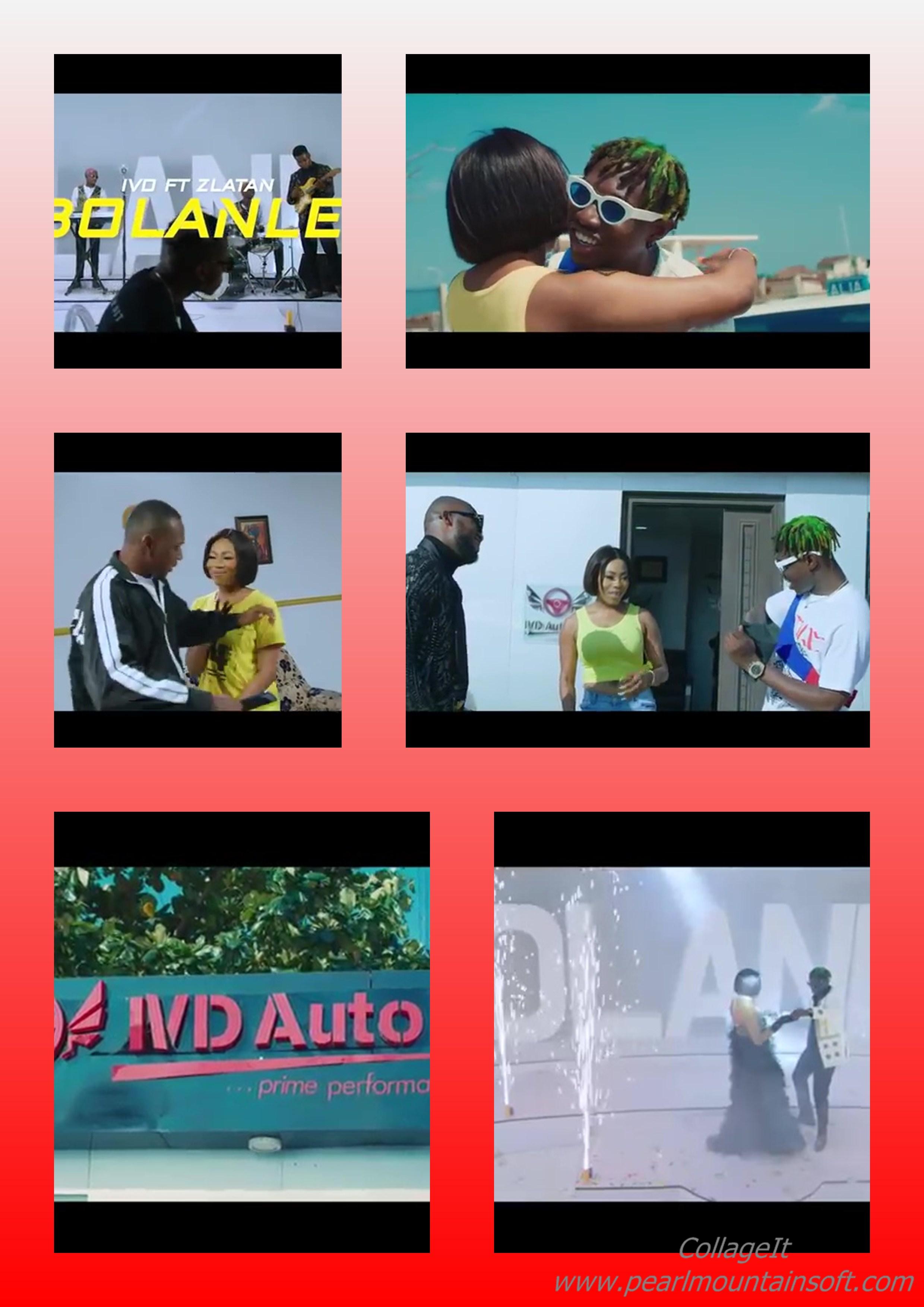 "(+LYRICS+MUSIC+TRANSLATIONON) MUSIC REVIEW: BOLANLE BY IVD FT ZLATAN ""ON REPEAT!"""
